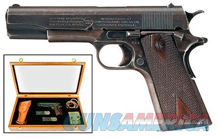 REM 96367 1911 UMC COMMEMORATIVE 45 5  Guns > Pistols > Remington Pistols - Modern > 1911