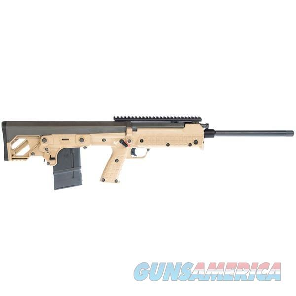 "RFB24 HUNTER 308WIN BL/TAN 24""  Guns > Rifles > Kel-Tec Rifles"