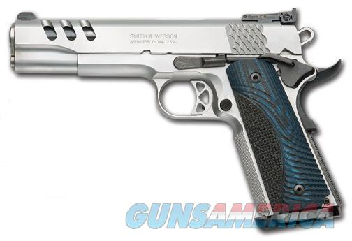 Smith & Wesson 170343 1911  Single 45 Automatic Colt Pistol (ACP)  Guns > Pistols > Smith & Wesson Pistols - Autos > Steel Frame