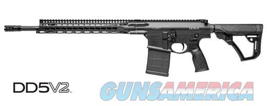 Daniel Defense 07335047 DD5 V2 Semi-Automatic 308 Win/7.62 NATO  Guns > Rifles > Daniel Defense > Complete Rifles