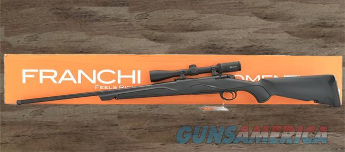 Franchi Momentum 6.5 Creedmoor  Rifle/Scope Combo 41515  Guns > Rifles > Franchi Rifles