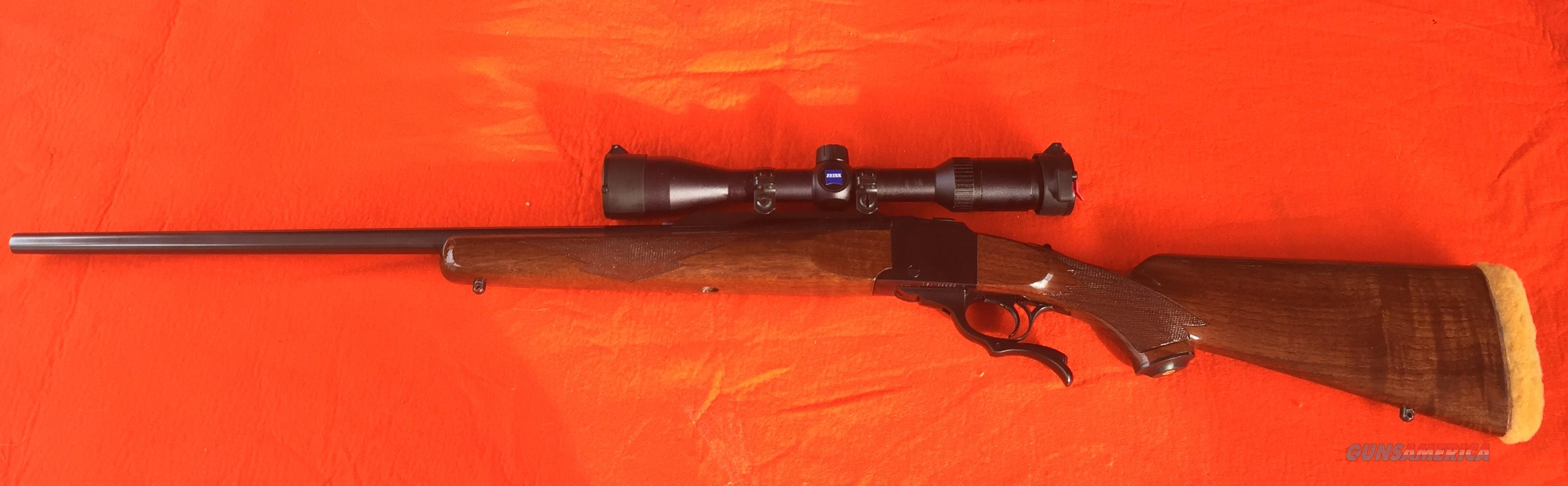 Ruger # 1 257 Roberts  Guns > Rifles > Ruger Rifles > Lever Action