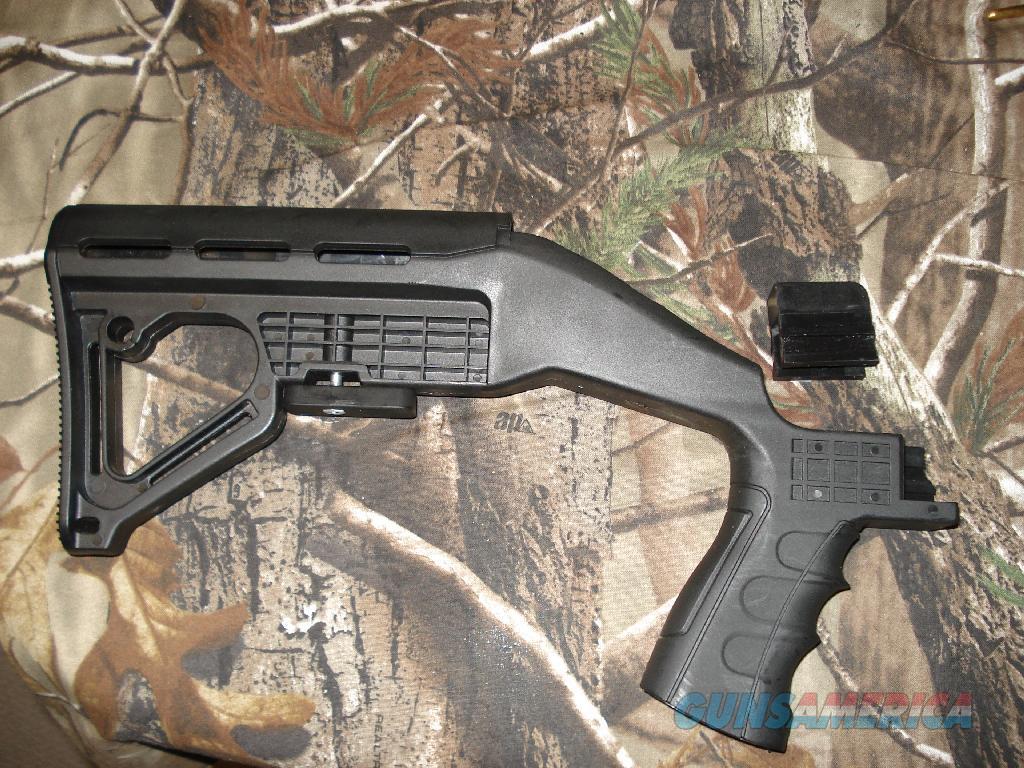 Bump fire stock AR-15 bumpfire slidefire slide  Non-Guns > Gun Parts > Stocks > Polymer