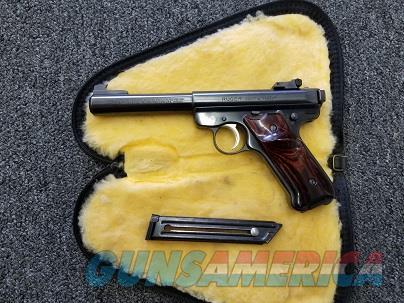 Ruger Mark II Target .22lr   NO CREDIT CARD FEES!!!!  Guns > Pistols > Ruger Semi-Auto Pistols > Mark I/II/III/IV Family