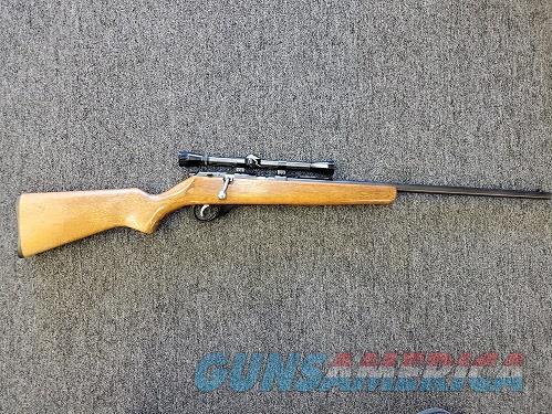 "J. C. Higgins 42, .22lr, 21"" barrel  Guns > Rifles > IJ Misc Rifles"