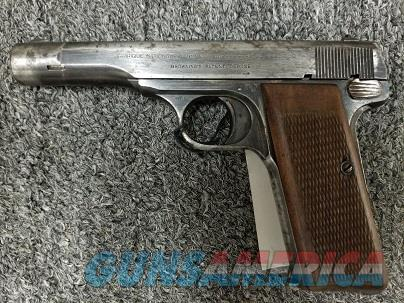 FN Browning Model 1922 7.65MM NAZI Marked  Guns > Pistols > Browning Pistols > Other Autos