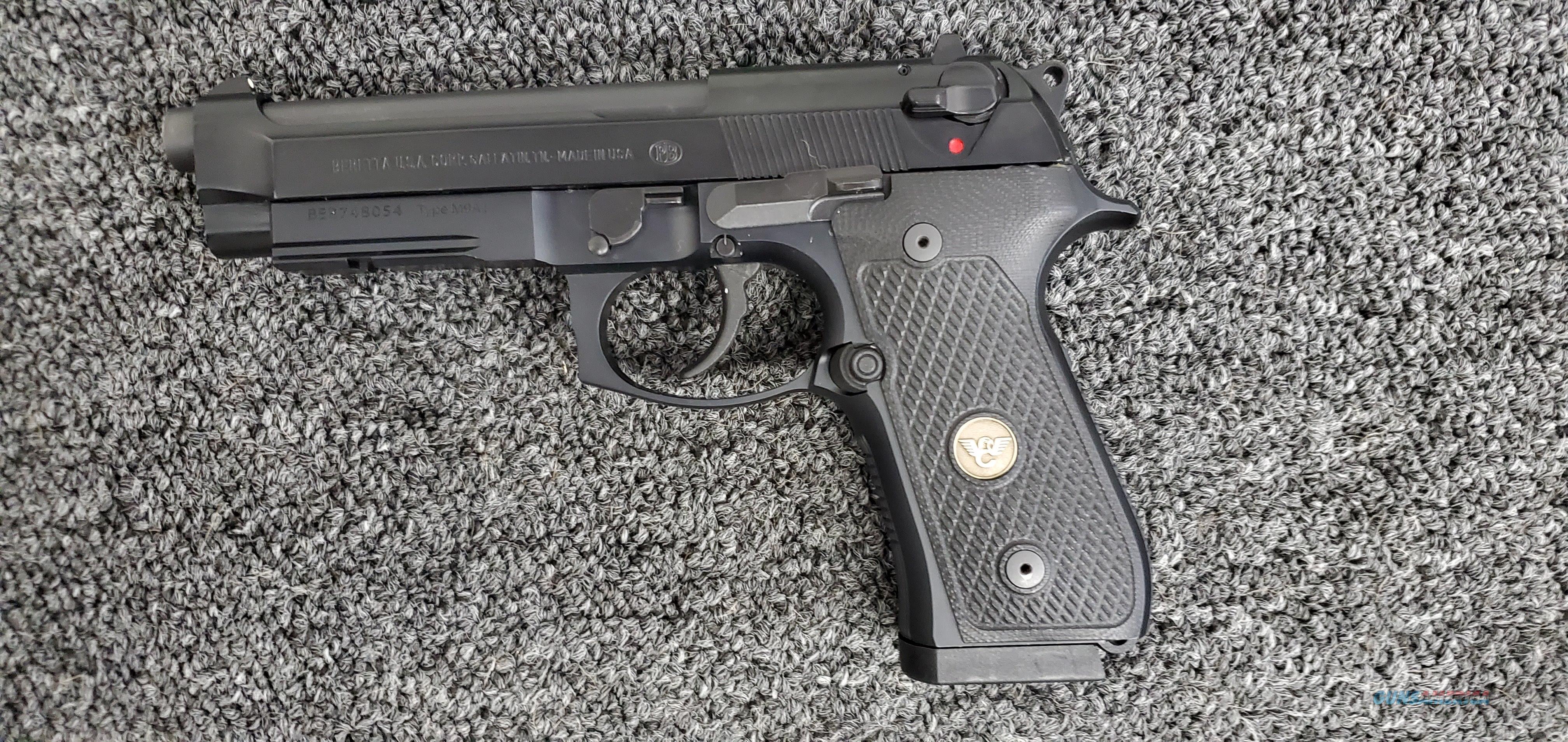 Beretta 92FS Type M9A1 .9mm  Guns > Pistols > Beretta Pistols > Model 92 Series
