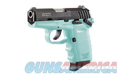 SCCY CPX-1 CBSB 2 10rd mags Thumb Safety NO Credit Card FEES!!  Guns > Pistols > SCCY Pistols > CPX1