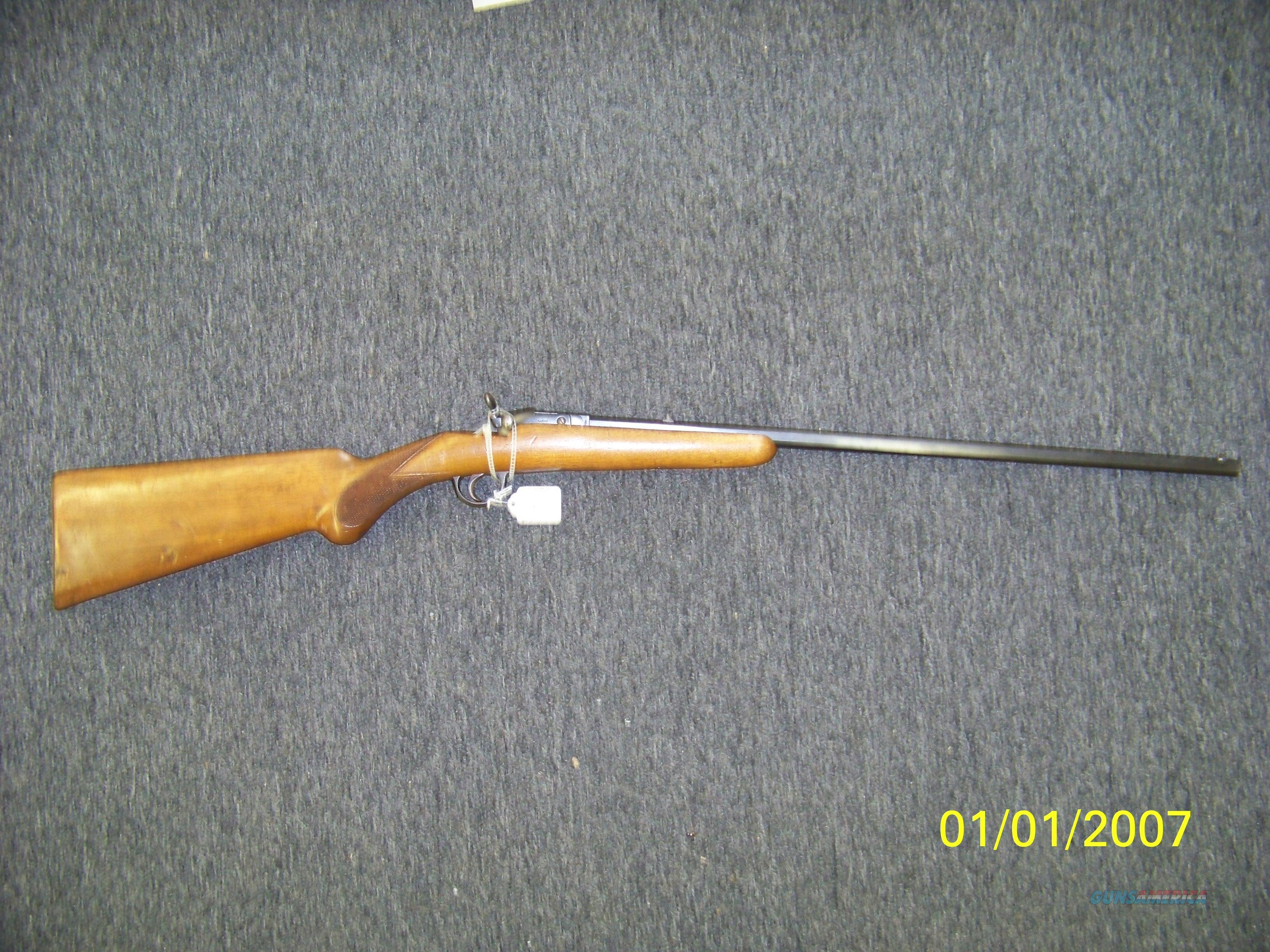Gustav Genschow & Co 9mm Graft  Guns > Rifles > G Misc Rifles