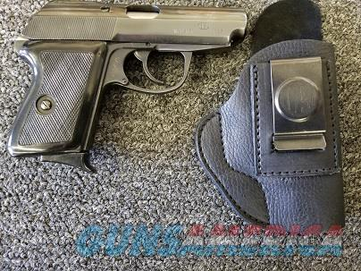 Z.M Lucznik Poland/PW Arms P-64 with IWB leather holster  Guns > Pistols > XYX Misc Pistols