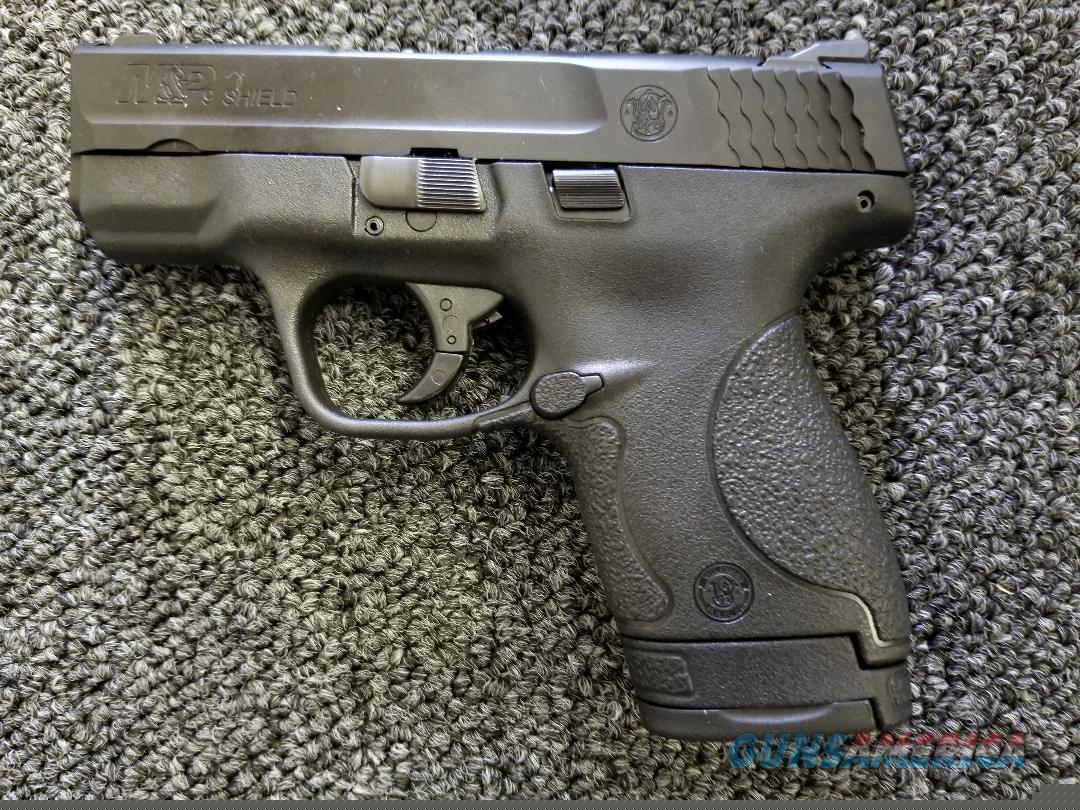Smith & Wesson Shield 9 With 1 7rd and 1 8rd mags NO CC FEES!!  Guns > Pistols > Smith & Wesson Pistols - Autos > Shield
