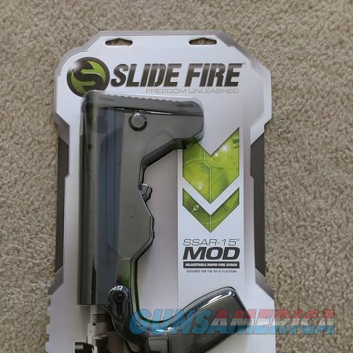 Slide Fire SSAR-15  Non-Guns > Gun Parts > Stocks > Polymer