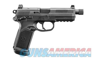 FN FNX-45 TACTICAL DA/SA MS .45ACP BLACK 15RD NIGHT SIGHTS  Guns > Pistols > FNH - Fabrique Nationale (FN) Pistols > FNX