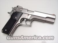 S&W Model 645 M645 Stainless 45 ACP  CALIFORNIA  Smith & Wesson Pistols - Autos > Steel Frame