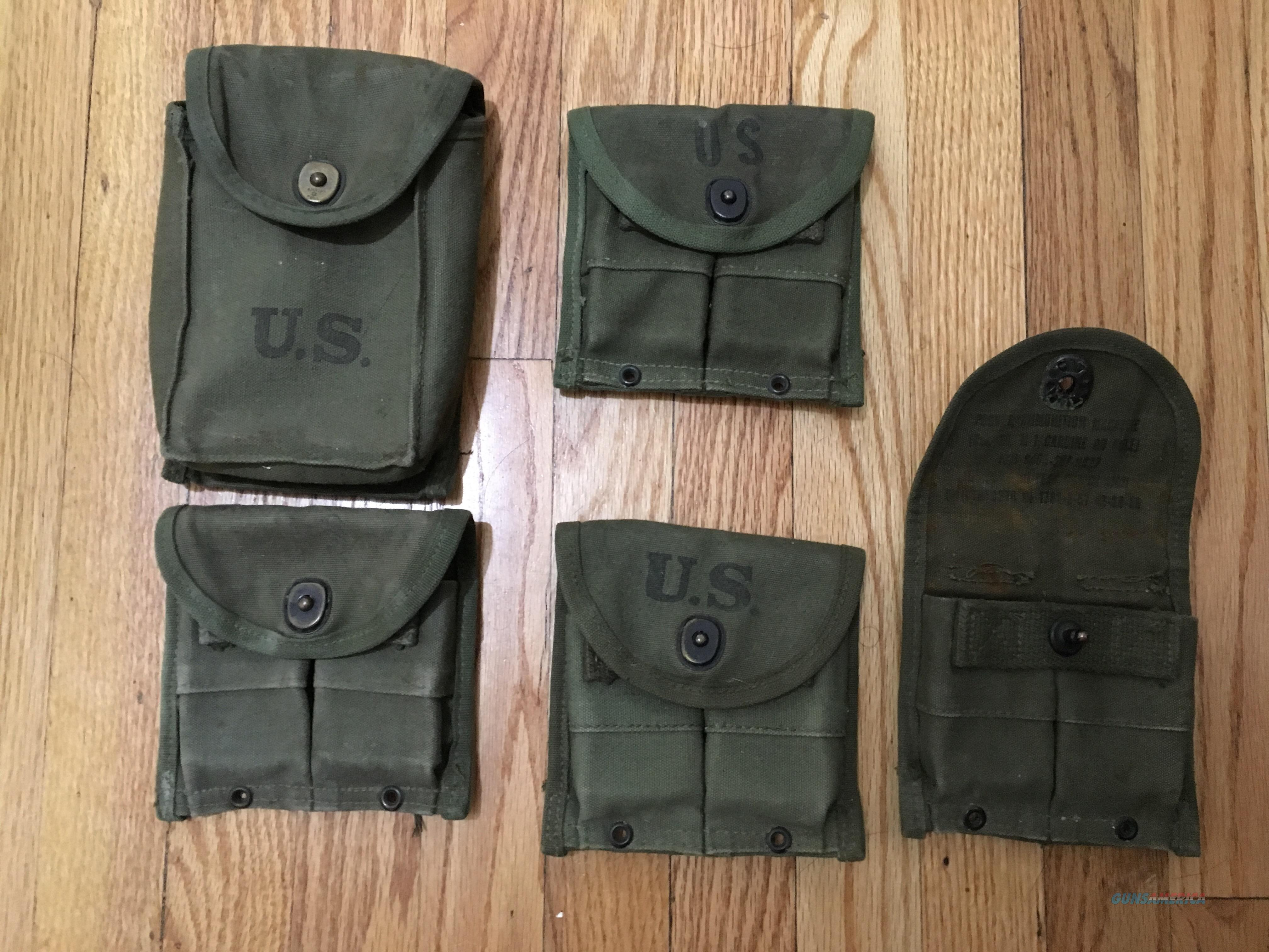 Magazines Pouch for M1 Carbine USGI surplus   Non-Guns > Tactical Equipment/Vests