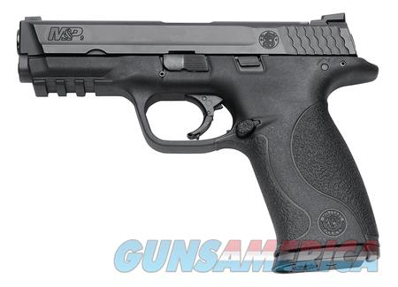SMITH & WESSON M&P 9 NO MANUAL SAFETY  Guns > Pistols > Smith & Wesson Pistols - Autos > Polymer Frame