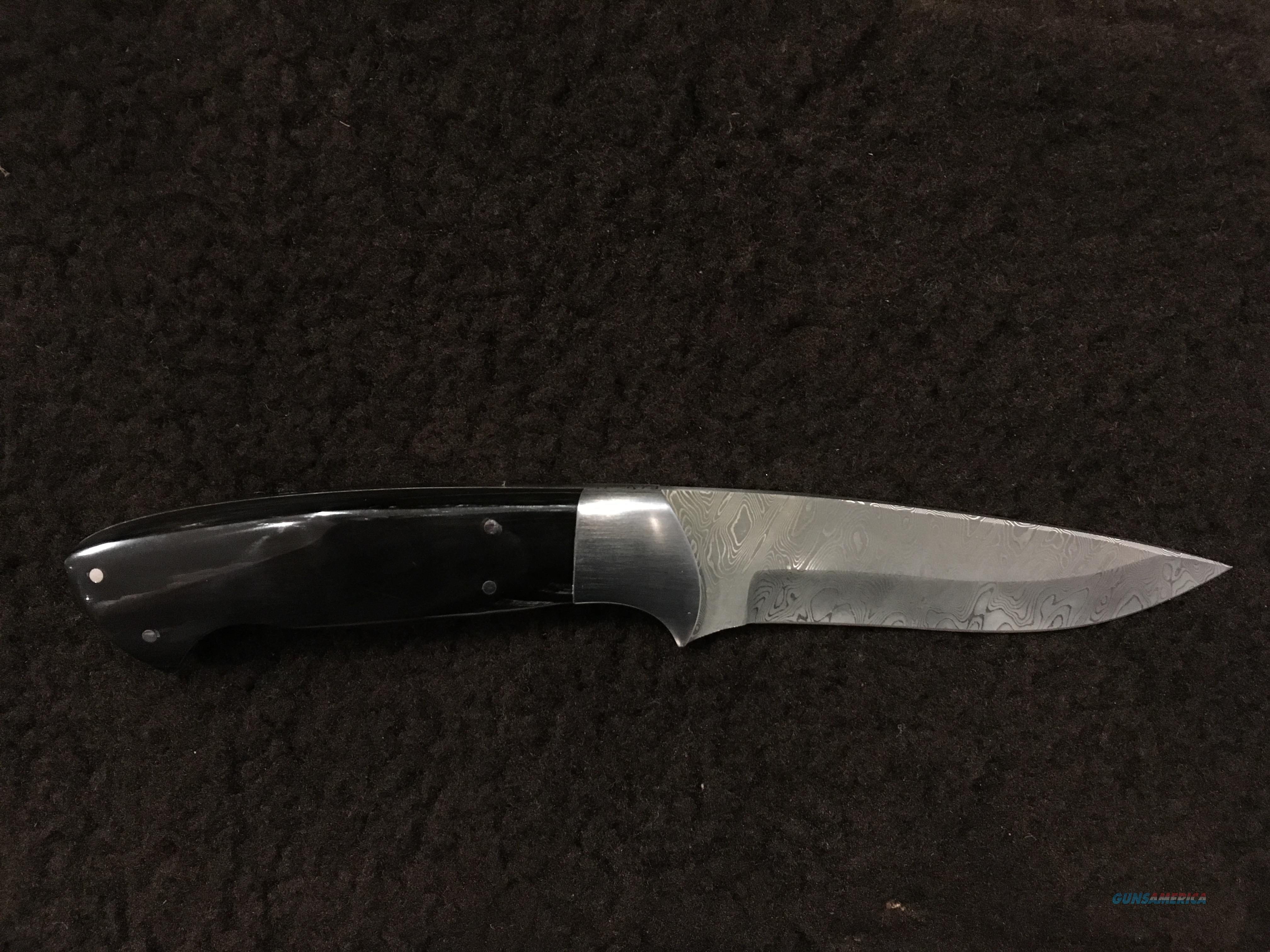 Serengeti Hunter Stainless Steel Damascus Knife  Non-Guns > Knives/Swords > Knives > Fixed Blade > Hand Made