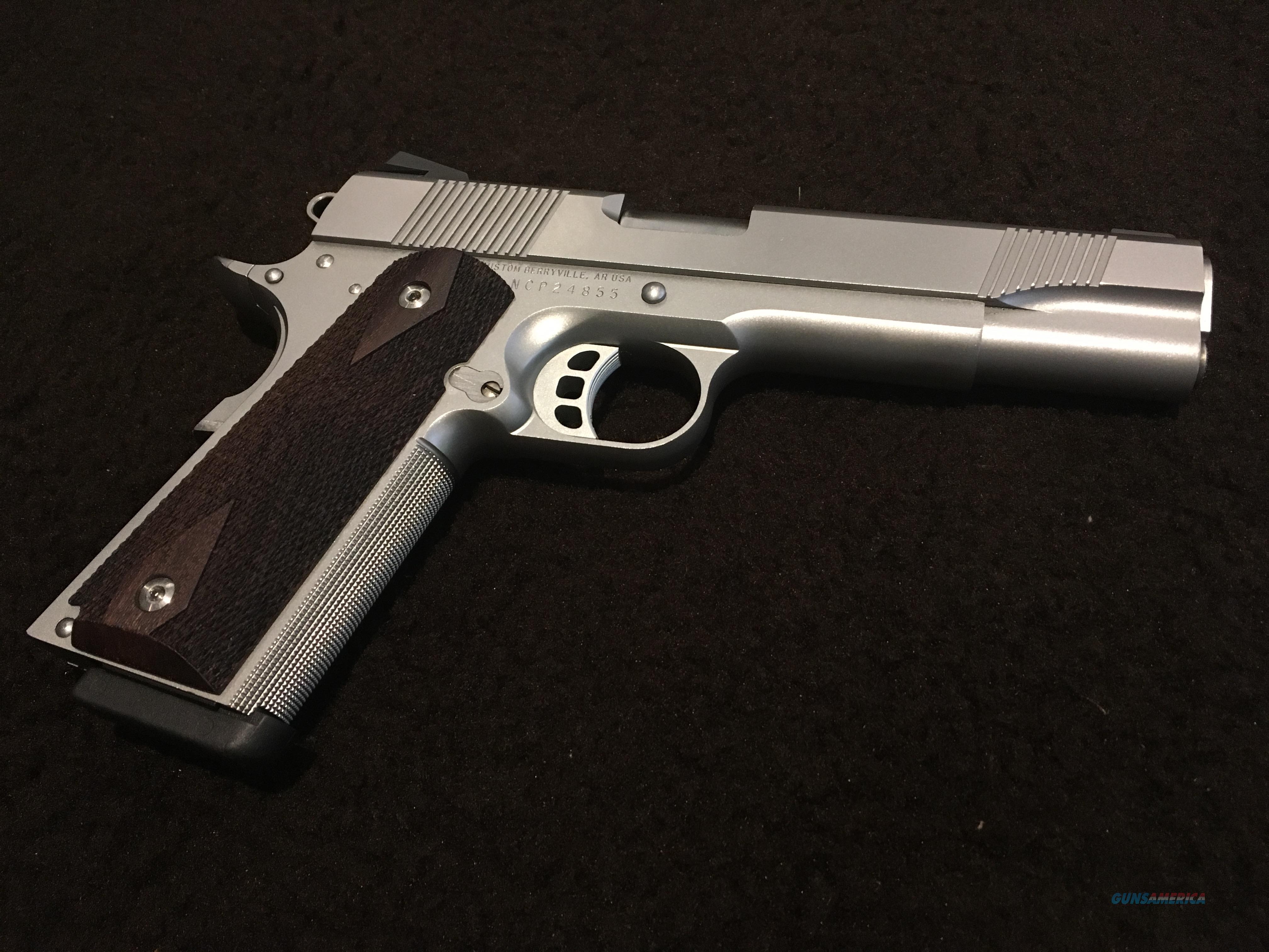 Custom Nighthawk 1911    Guns > Pistols > Nighthawk Pistols