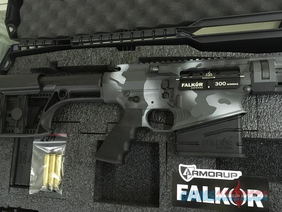 "Falkor Defense Petra .300WM 22"" DRACOS BBL Urban Cerakote  Guns > Rifles > F Misc Rifles"