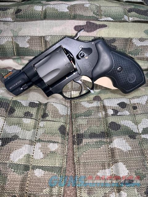 Smith and Wesson USED 360 PD Airlight  Guns > Pistols > Smith & Wesson Revolvers > Small Frame ( J )