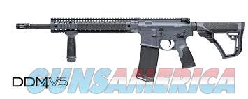 "Daniel Defense 02-123-22176-047 DDM4V5 M4 Carbine V5 5.56 NATO 16"" Bbl,Pist Grip,30 Rnd,12"" DDM4 Rail,Tornado,w/Case LAYAWAY 60 DAYS SAME AS CASH!  Guns > Rifles > Daniel Defense > Complete Rifles"
