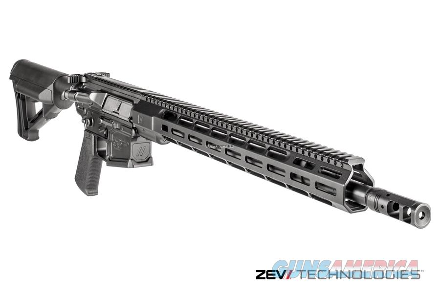 "ZEV RIFLE TR15-BIL-3G-556-18-B AR15 Billet Rifle, 3 Gun, 5.56 NATO, 30-Rnd, 18"" Barrel, Black LAYAWAY 60 DAYS! SAME AS CASH  Guns > Rifles > AR-15 Rifles - Small Manufacturers > Complete Rifle"