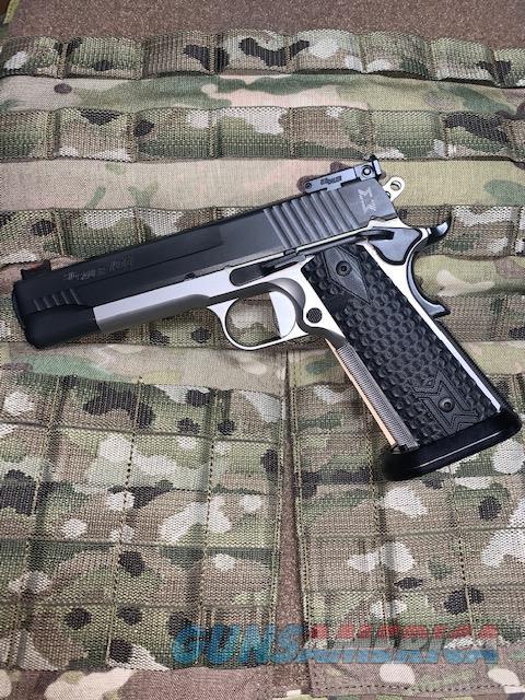 SIG SAUER 1911 MM EDITION  Guns > Pistols > Sig - Sauer/Sigarms Pistols > 1911