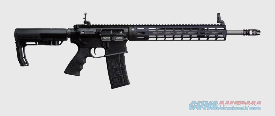 "Falkor Defense Standard Rifle AR15 30rd .223 Wylde 16"" BBL 416r SS w/ Griffin Sights  Guns > Rifles > F Misc Rifles"