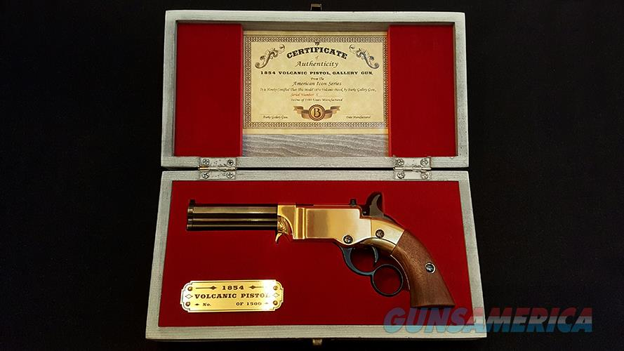 1854 Volcanic Pistol Limited Edition  Guns > Pistols > Collectible Pistols
