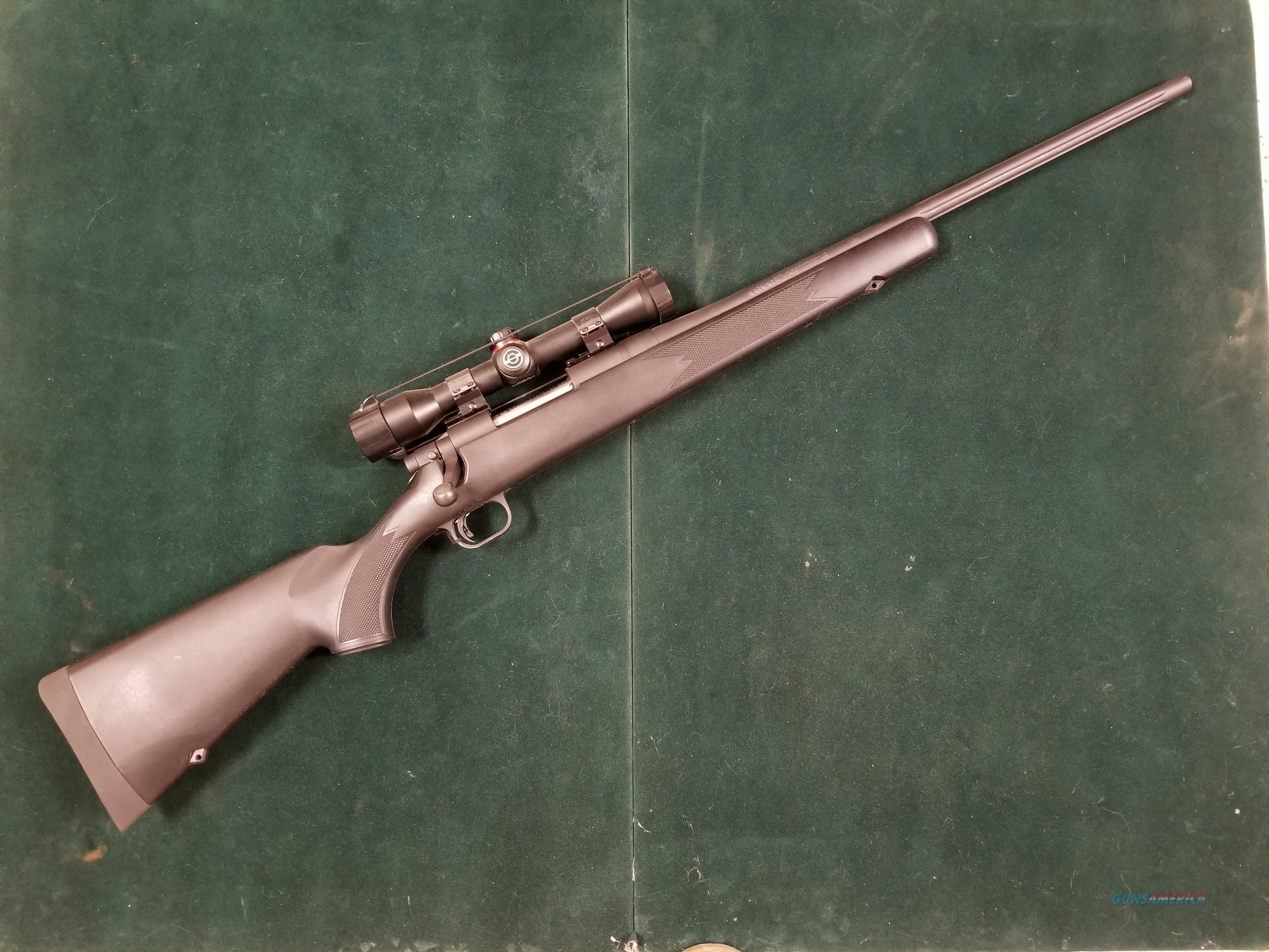 Mossberg ATR .308 with scope  Guns > Rifles > Mossberg Rifles > 100 ATR