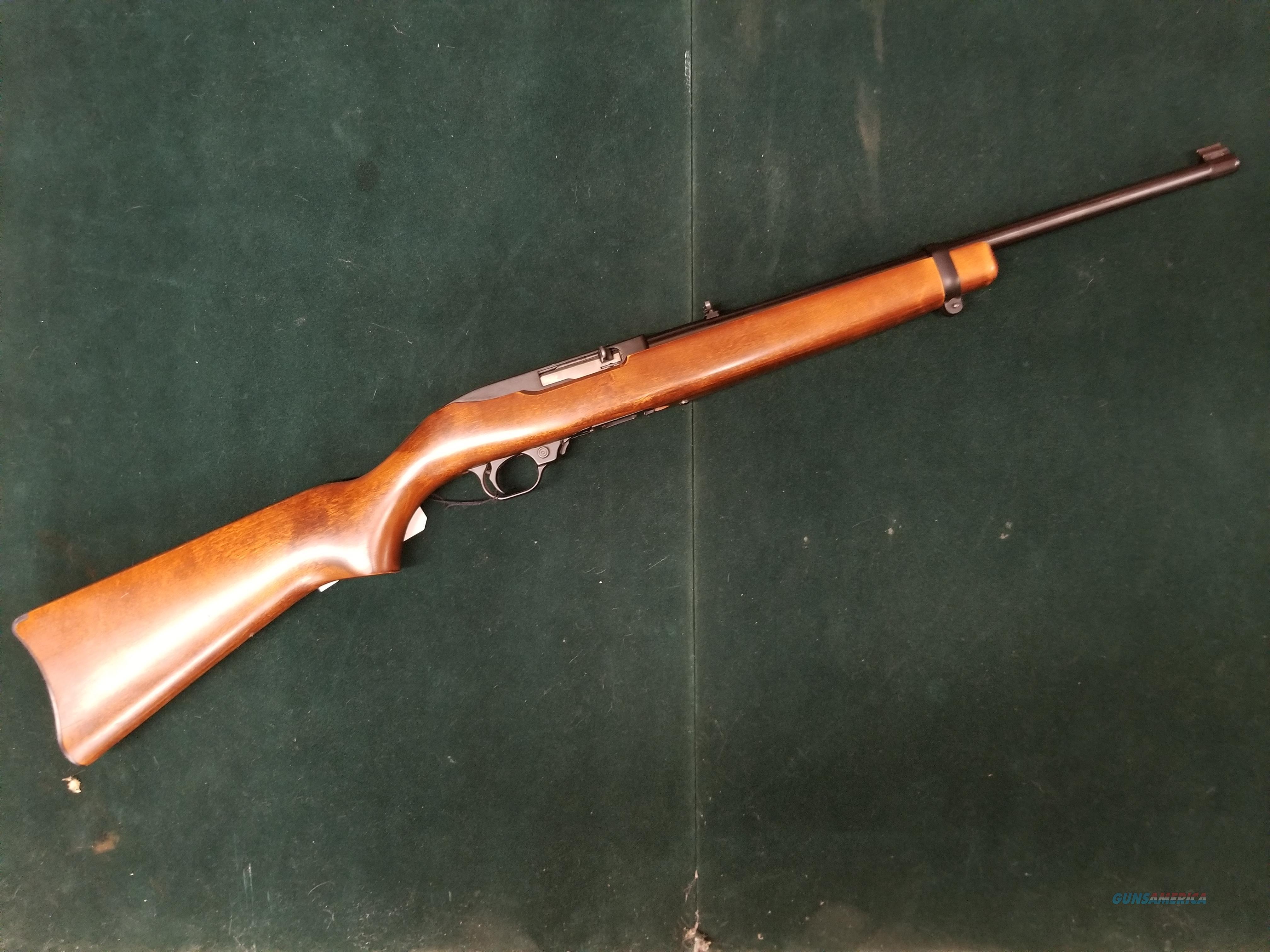 Ruger 10/22 carbine  Guns > Rifles > Ruger Rifles > 10-22