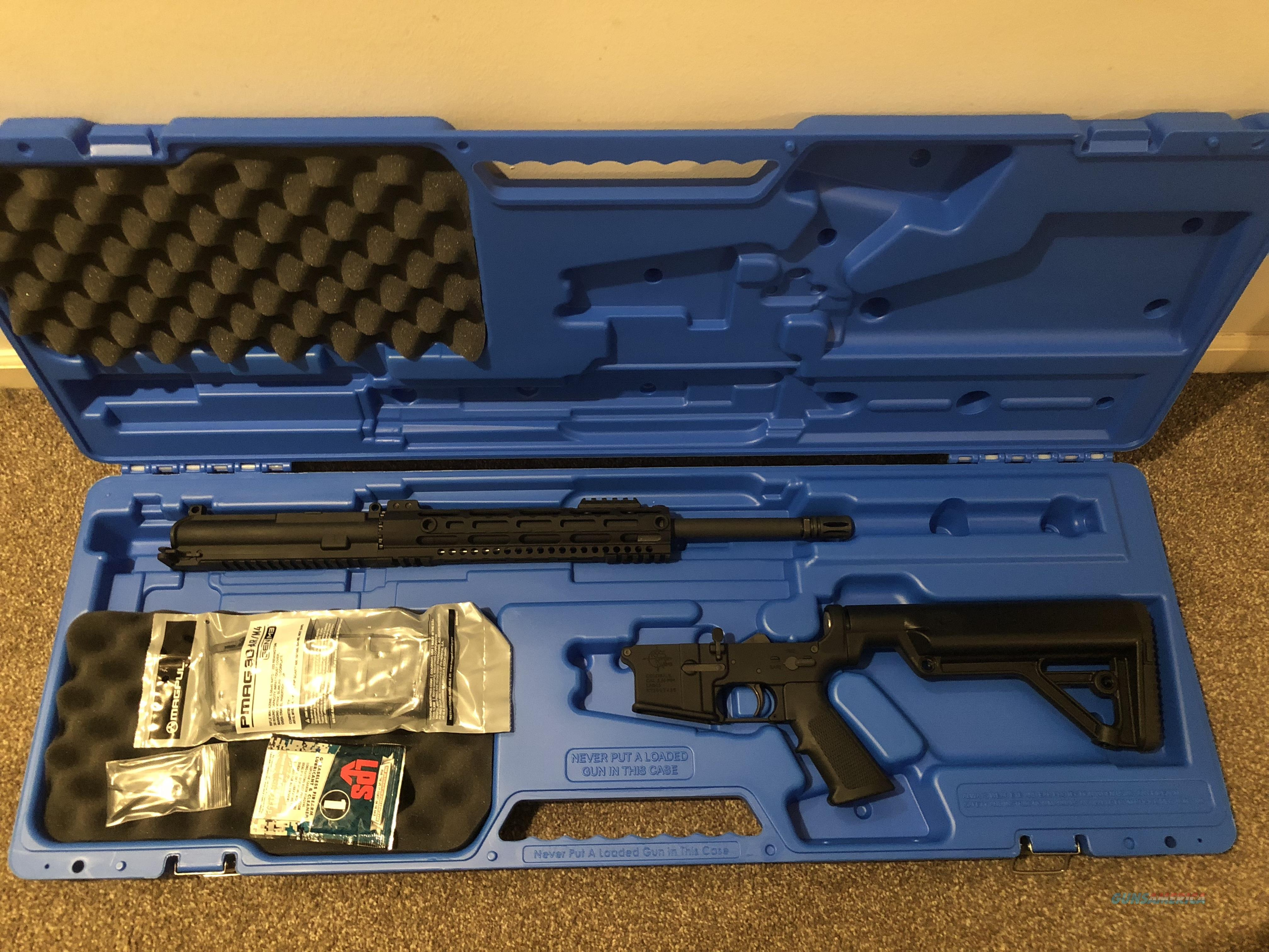 Rock River Arms A4 16' HBAR w/ Midwest Industries Free Float  Guns > Rifles > Rock River Arms Rifles