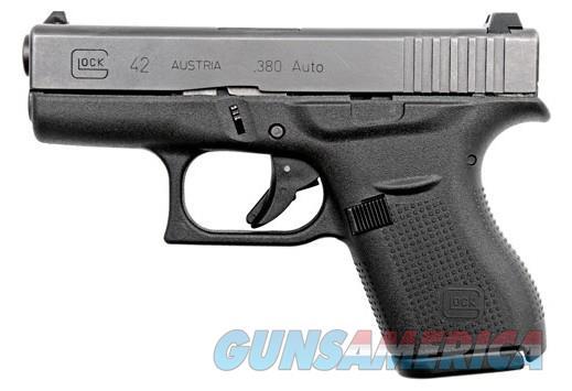 Glock 42 .380ACP   Guns > Pistols > Glock Pistols > 42