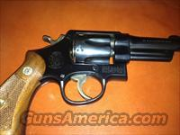38-44  Guns > Pistols > Smith & Wesson Revolvers > Full Frame Revolver