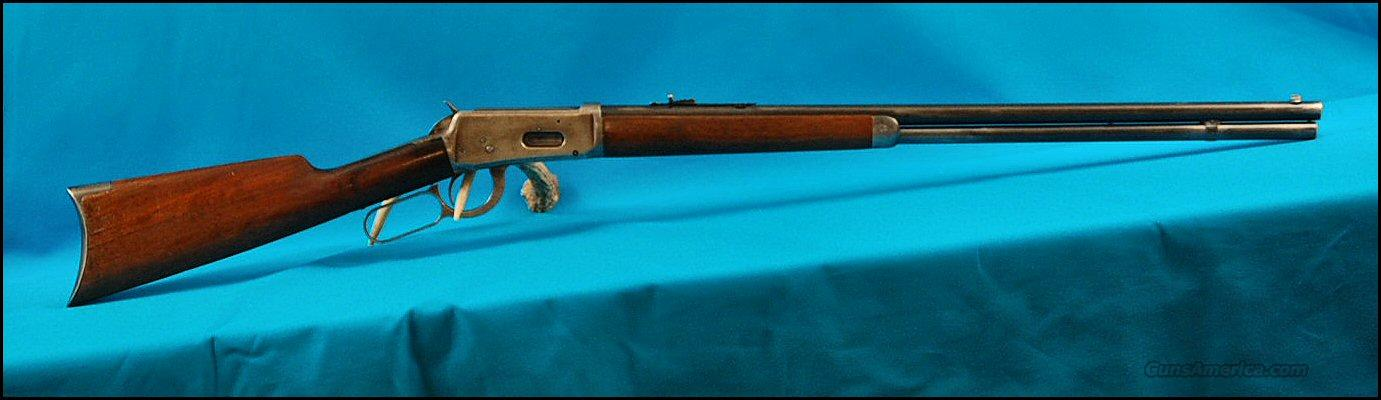 1894 Winchester 32 WS 1923 Manufacture  Guns > Rifles > Winchester Rifles - Modern Lever > Model 94 > Pre-64