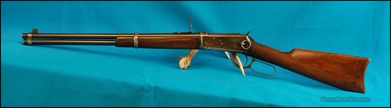 1894 Winchester Saddle Ring Carbine SRC 30 WCF  30-30  Guns > Rifles > Winchester Rifles - Modern Lever > Model 94 > Pre-64