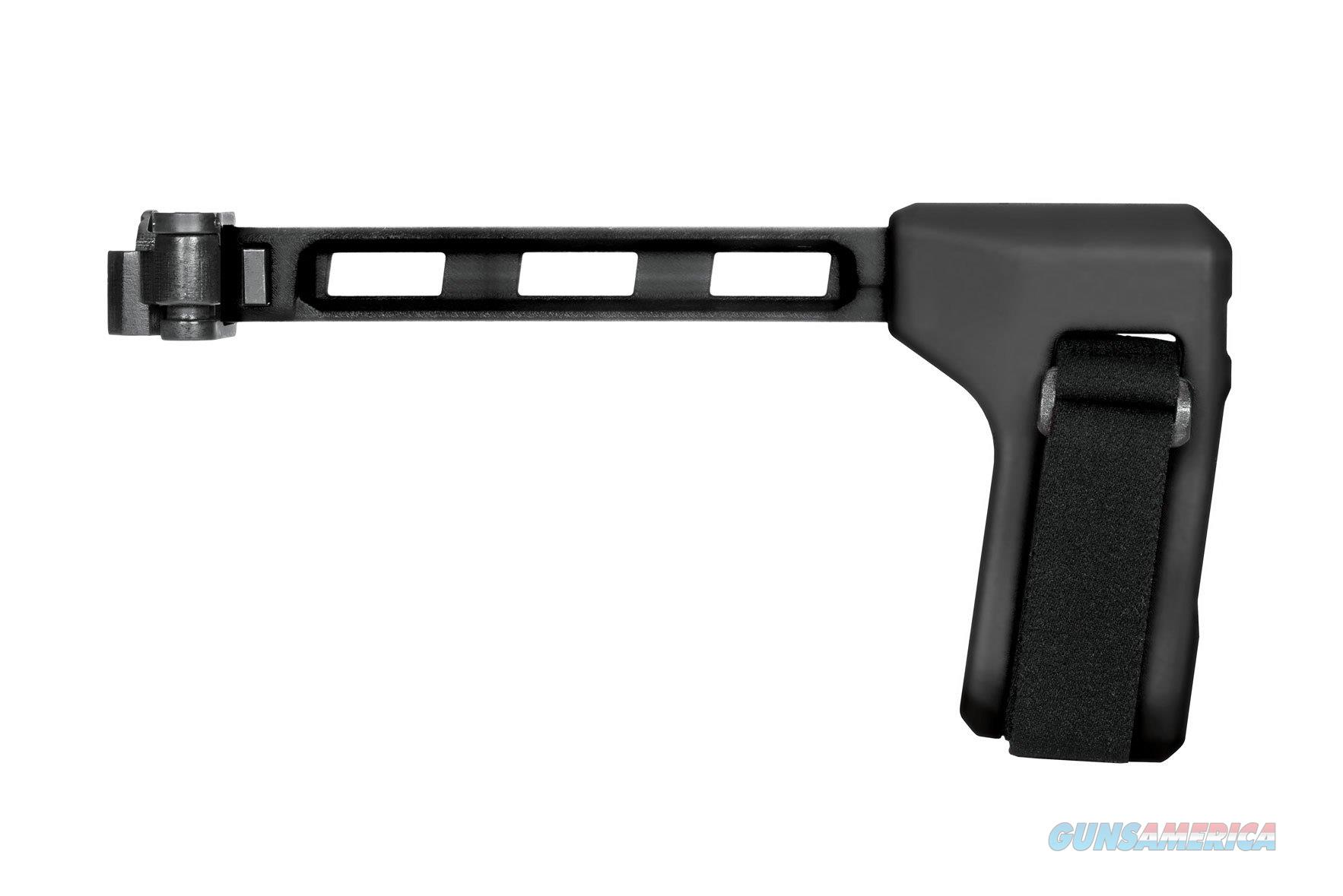SB Tactical FS1913 Pistol Stabilizing Brace SIG MPX, SIG MCX, SIG Rattler, Rock River LAR-PDS, etc FS1913-01-SB  Non-Guns > Gun Parts > Misc > Pistols