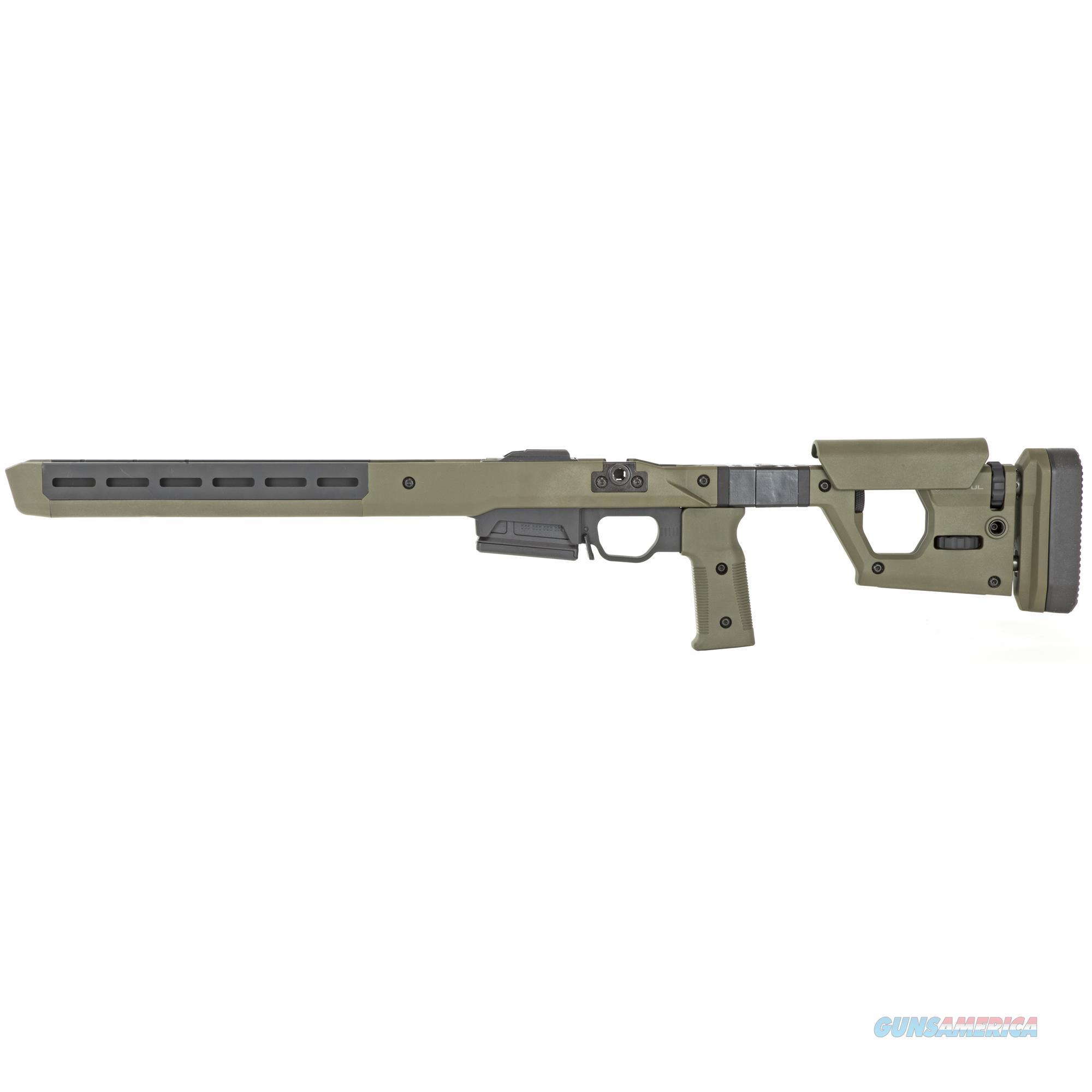 Magpul Industries, PRO 700 Stock, Fits Remington 700 Short Action, OD Green Finish MAG802-ODG  Non-Guns > Gun Parts > Rifle/Accuracy/Sniper