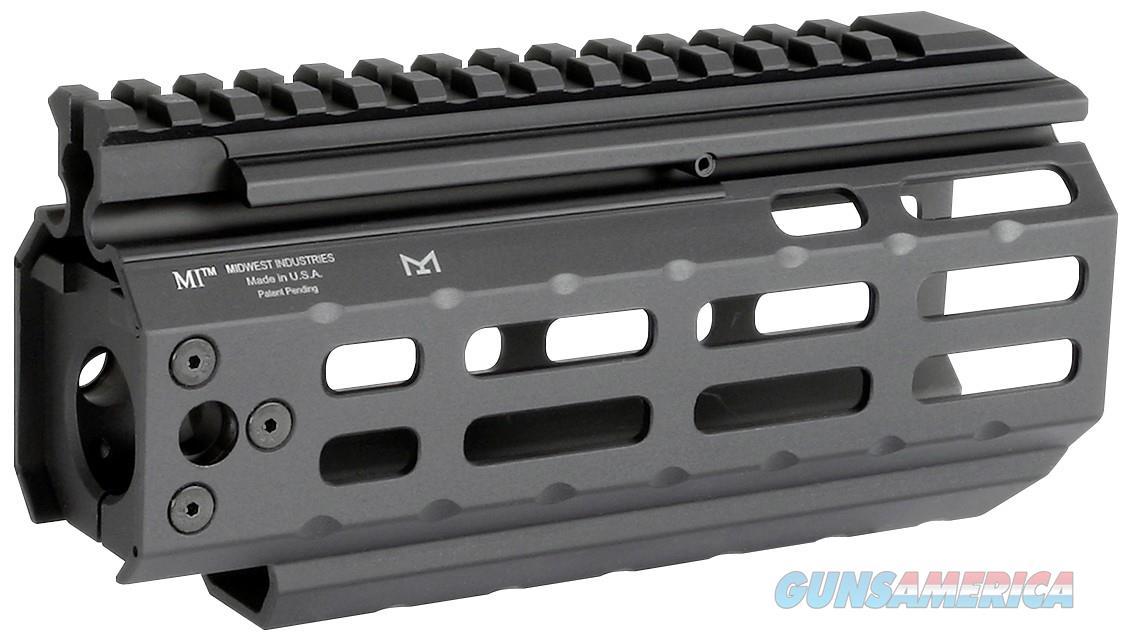 Midwest Industries CZ Scorpion 6.75? Handguard M-LOK Compatible MI-CZ6.75M  Non-Guns > Gun Parts > Misc > Pistols