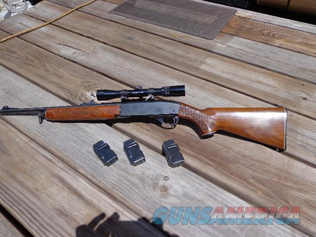 Remington 742  308 Win Carbine w/ 3 mags and scope  Guns > Rifles > Remington Rifles - Modern > Other