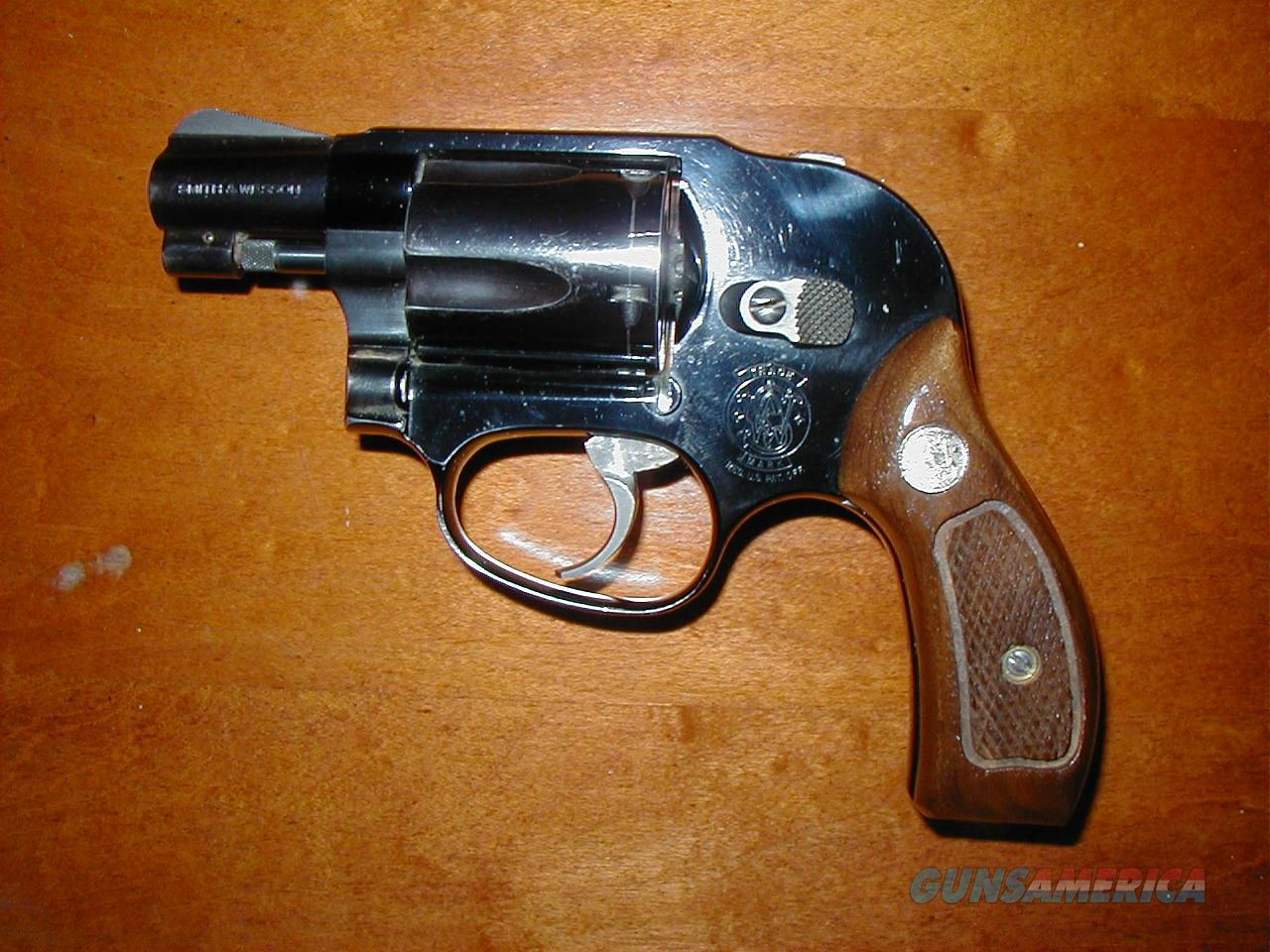 Smith & Wesson Model 38-1 Airweight Bodyguard .38 Special J-Frame in Box!  Guns > Pistols > Smith & Wesson Revolvers > Small Frame ( J )