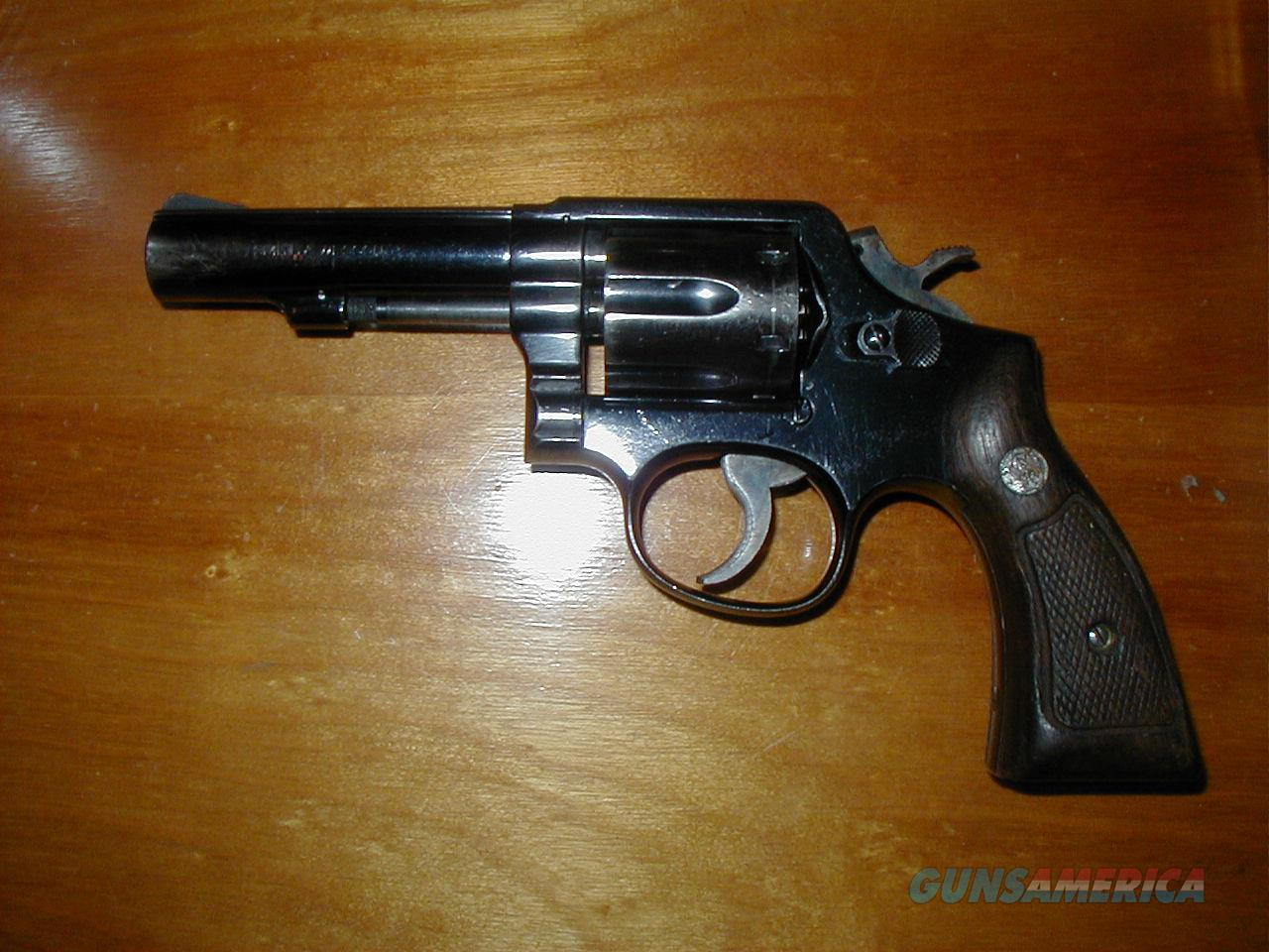 Smith and Wesson Model10-6 from 1965  Guns > Pistols > Smith & Wesson Revolvers > Model 10