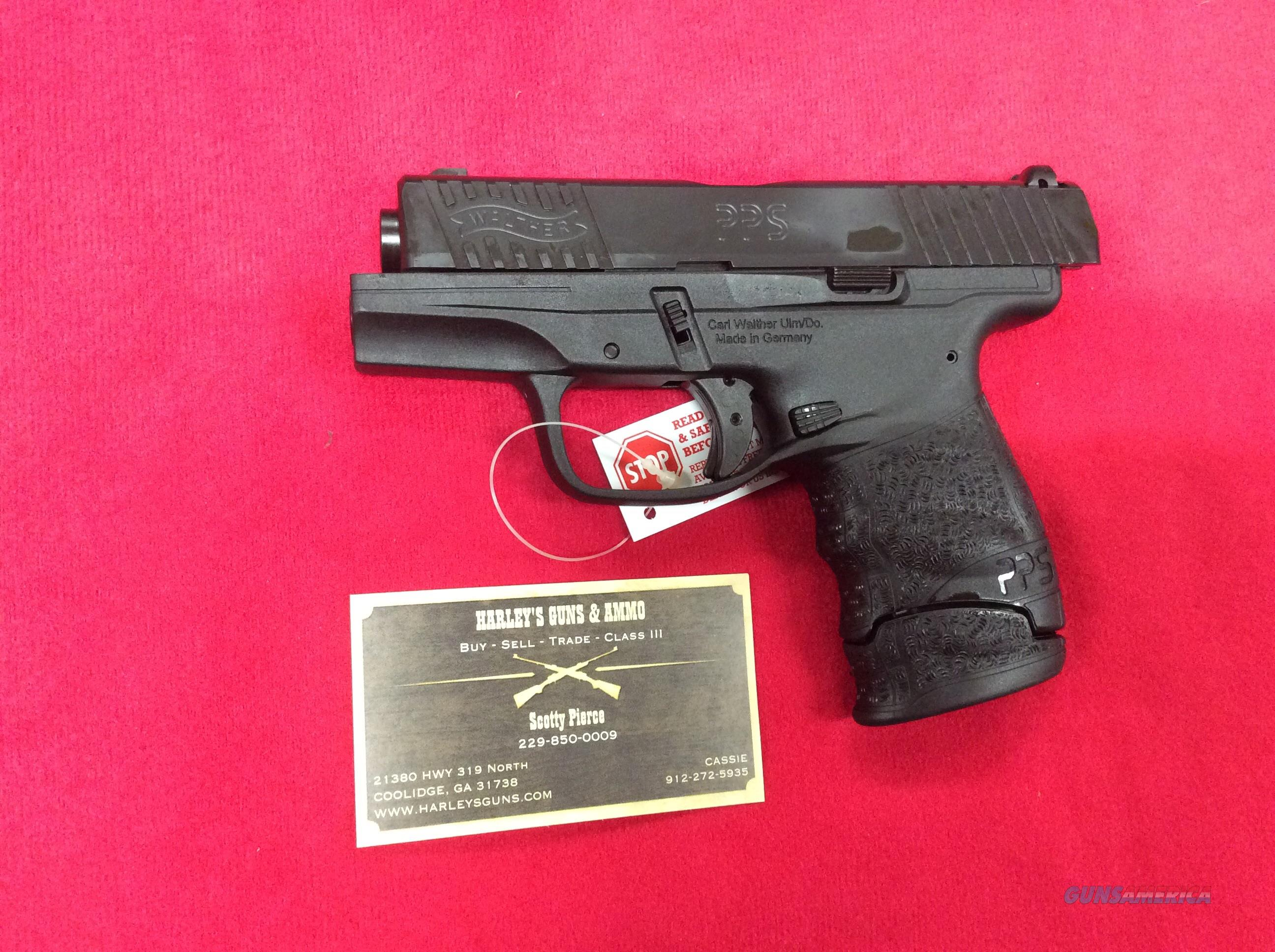 Walther PPS M2 LE Edition 9mm  Guns > Pistols > Walther Pistols > Post WWII > PPS