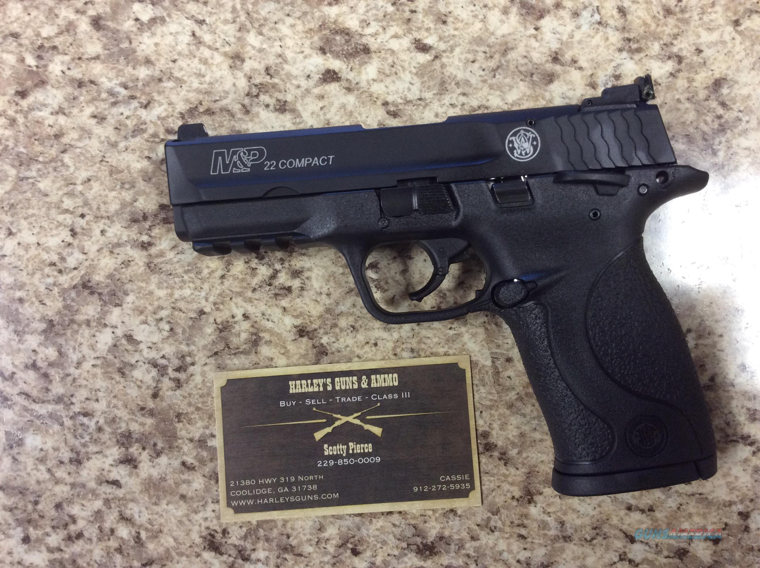 Smith & Wesson  M&P 22 Compact  Guns > Pistols > Smith & Wesson Pistols - Autos > Shield