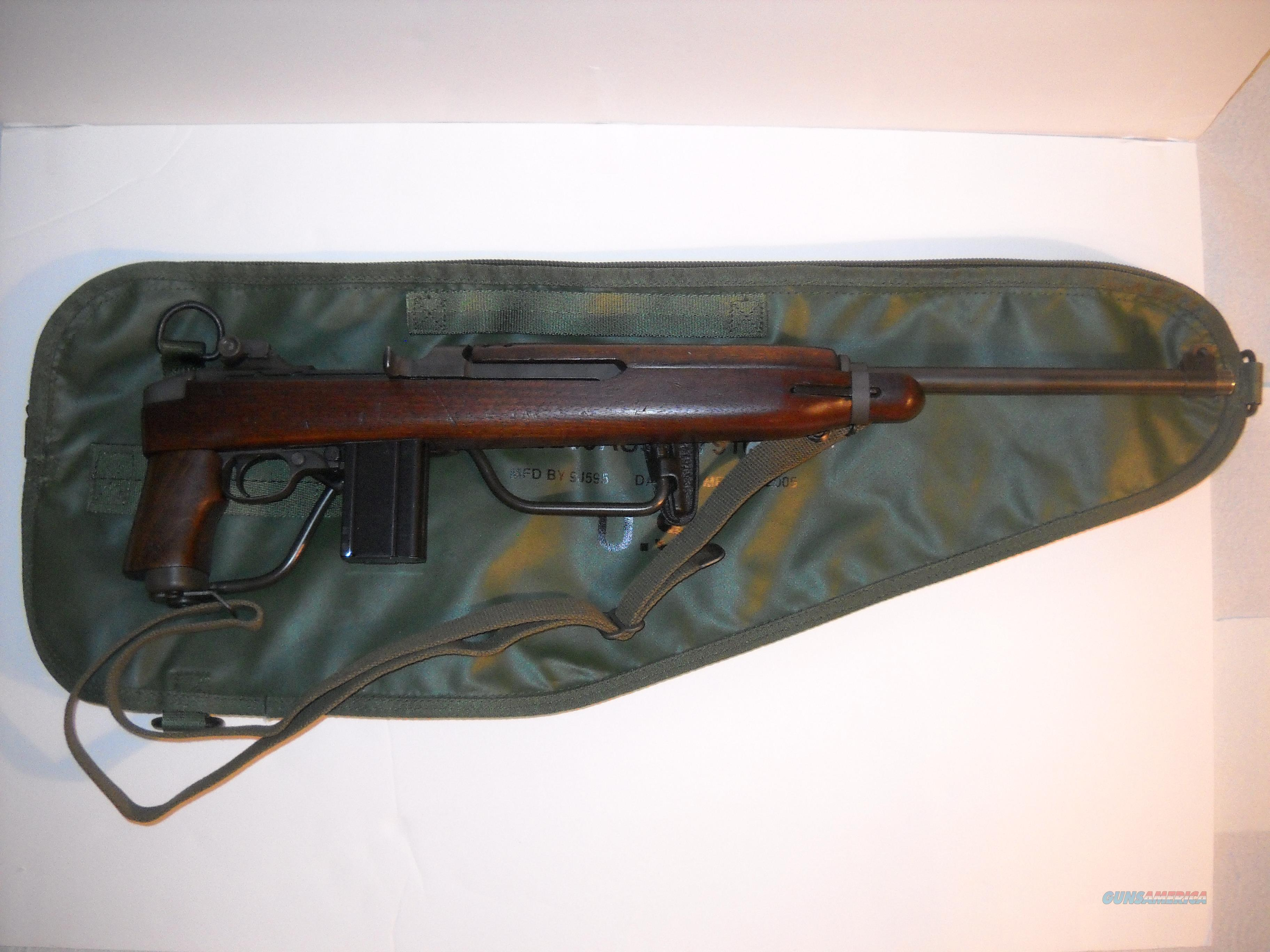 "ULTRA-RARE/HIGH GRADE CONDITION/100% ORIGINAL WW2 Era Type 2 Variation ""Inland"" M1A1 Paratrooper Carbine THE REAL DEAL  Guns > Rifles > Military Misc. Rifles US > M1 Carbine"