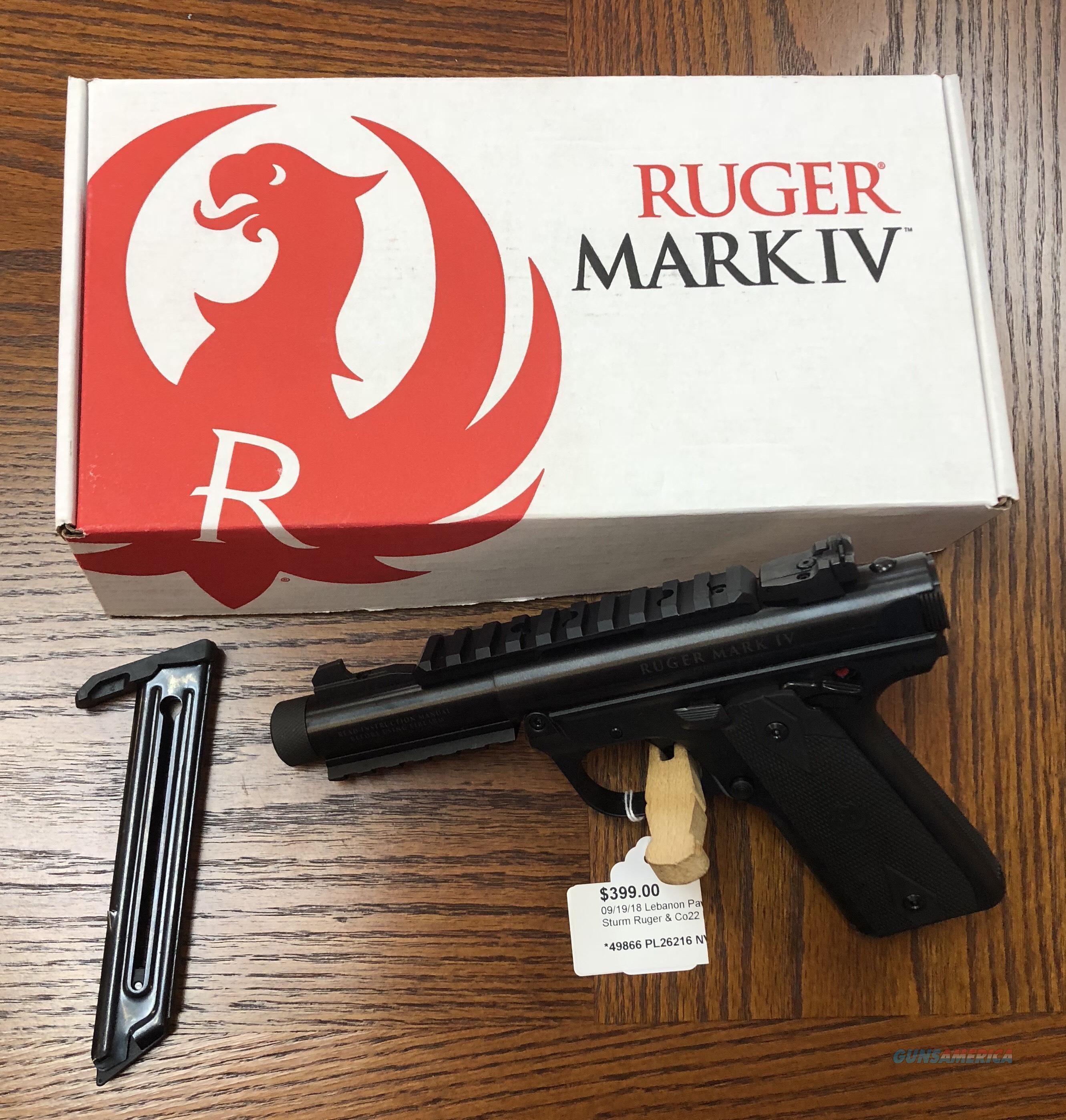 Sturm Ruger & Co  Guns > Pistols > Tactical Pistols Misc.