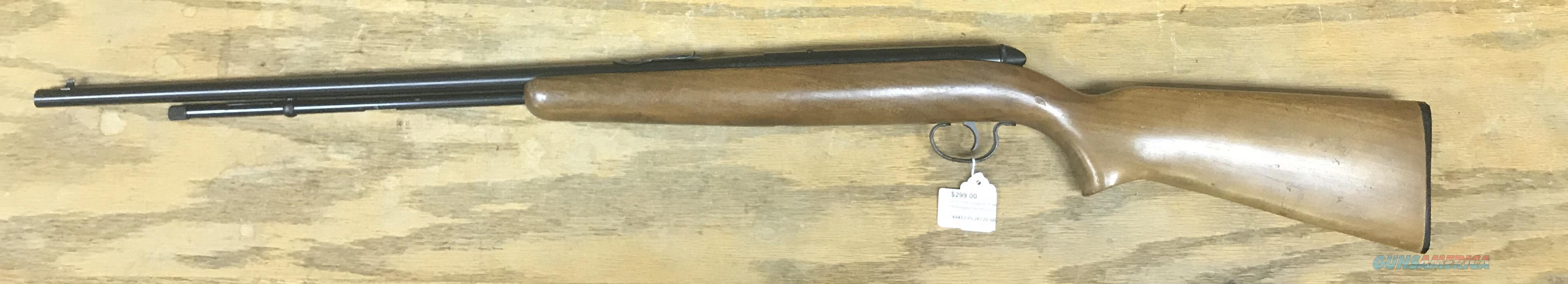 Remington Arms Riffle 550h  Guns > Rifles > Remington Rifles - Modern > .22 Rimfire Models
