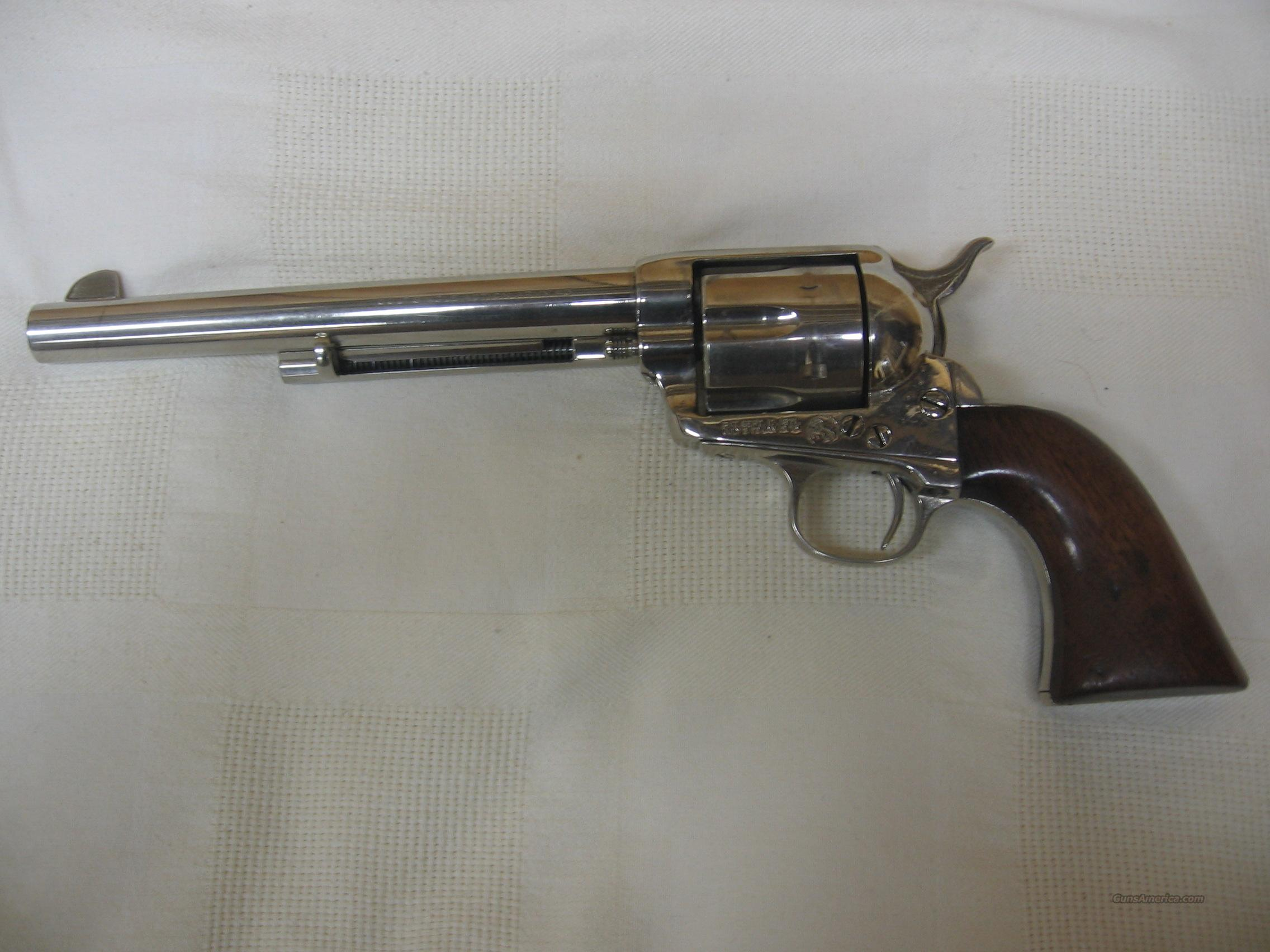 Single Action Army 7 1/2 45 LC  Guns > Pistols > Colt Single Action Revolvers - 1st Gen.