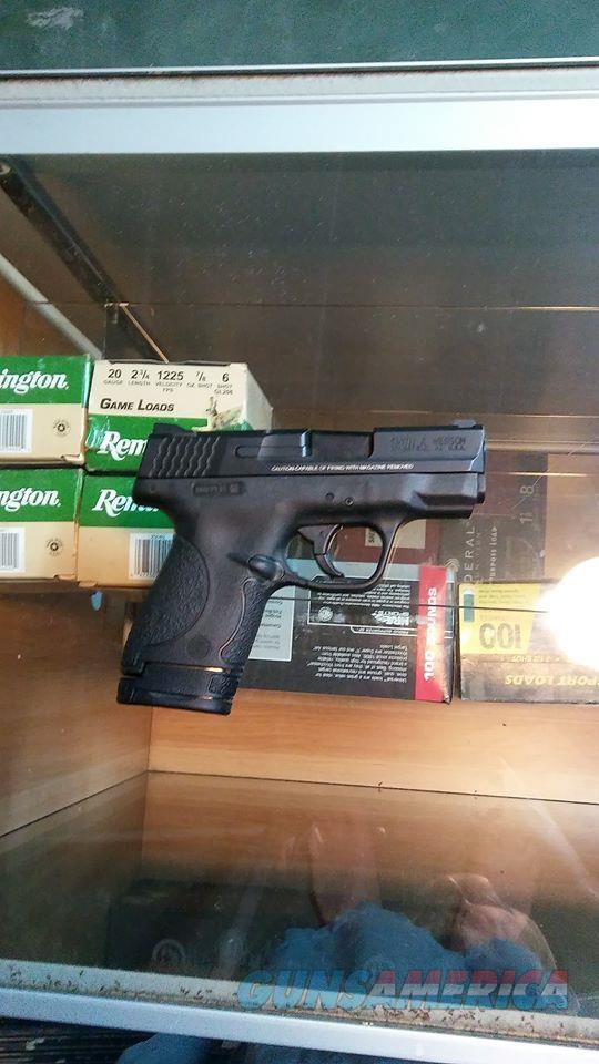 Smith & Wesson M&P9 Shield  Guns > Pistols > Smith & Wesson Pistols - Autos > Polymer Frame