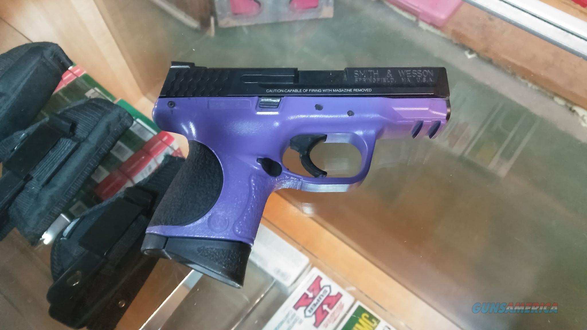 Smith & Wesson M&P9c  Guns > Pistols > Smith & Wesson Pistols - Autos > Polymer Frame